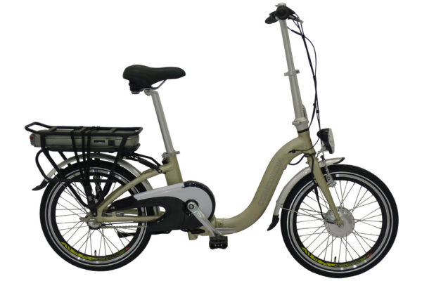 Concordia Fold It Elektrische vouwfiets EV-center