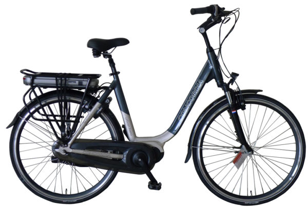 Concordia Urban Hero Dames Elektrische fiets EV-Center