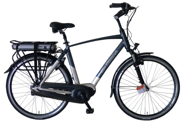 Concordia Urban Hero Heren Elektrische fiets EV-Center