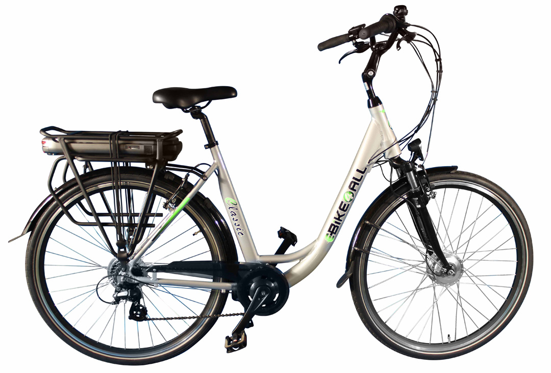 Ebike4all Classic Elektrische fiets EV-Center